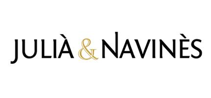 Julia & Navines Logo
